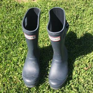 HUNTER 🔴 Kids Rain Boots